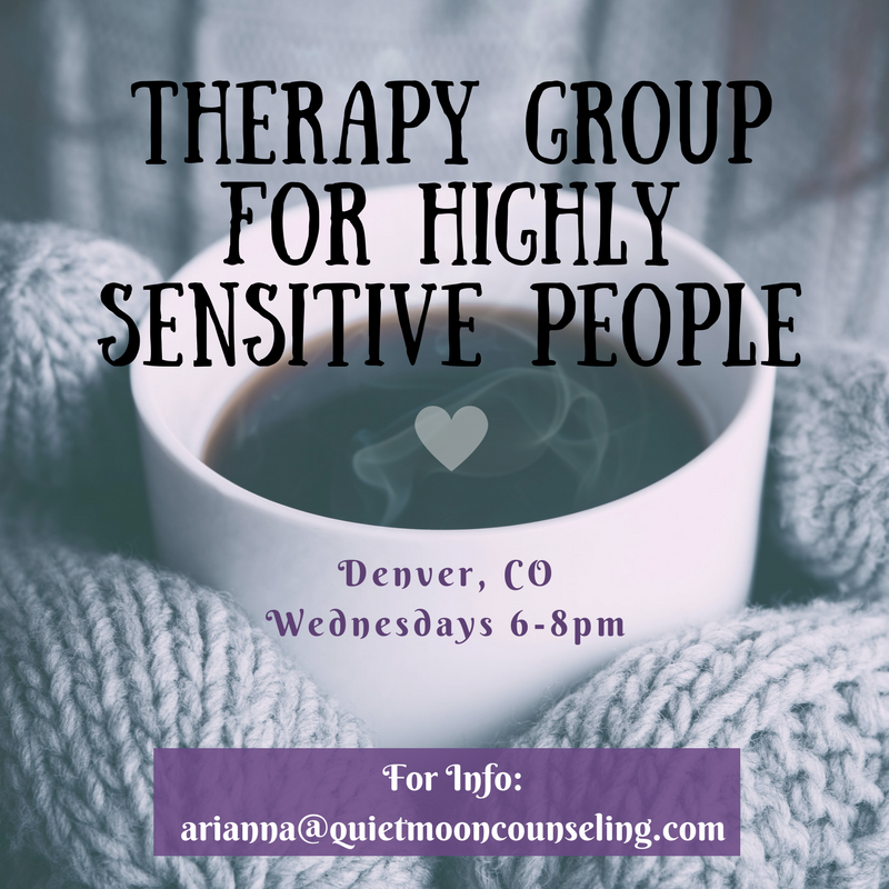 HSP Therapy Group